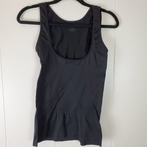 Dreamwear Black Tank Shapewear Cami Tank 2XL